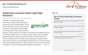 Zero To Sixty Marketing Agency Newsroom on PitchEngine.