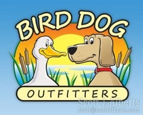 Bird Dog Outfitters Logo