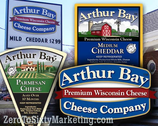 Arthur Bay Cheese