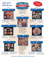 Arthur Bay Gift Boxes