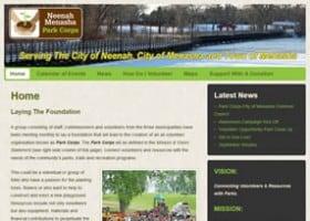 Neenah Menasha Park Corps Website