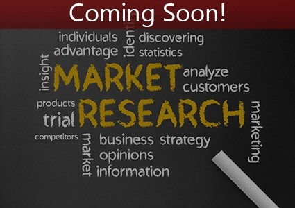Coming Soon: Market Research